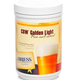 BRIESS GOLDEN LIGHT CANISTER