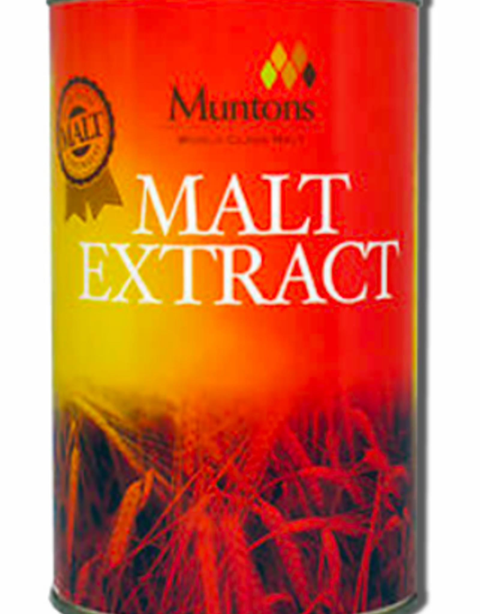MUNTONS PLAIN MARIS OTTER® LIGHT MALT EXTRACT