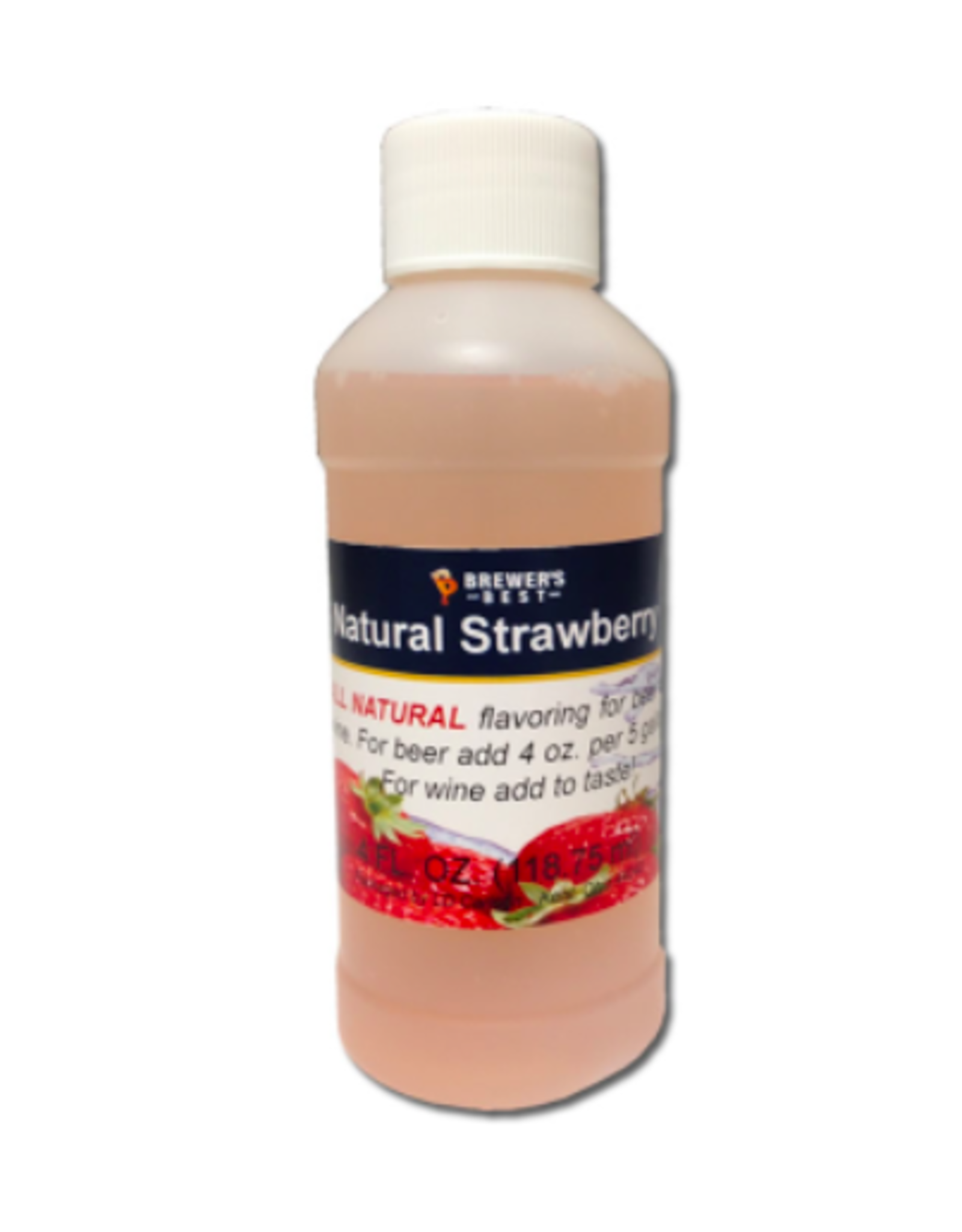 NATURAL STRAWBERRY FLAVORING