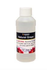 NATURAL GRAPE FLAVORING EXTRACT 4 OZ
