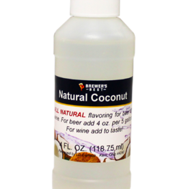 BREWERS BEST NATURAL COCONUT FLAVORING EXTRACT 4 OZ