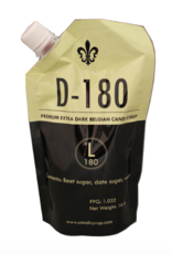 D180 BELGIAN CANDI SYRUP 1 LB POUCH