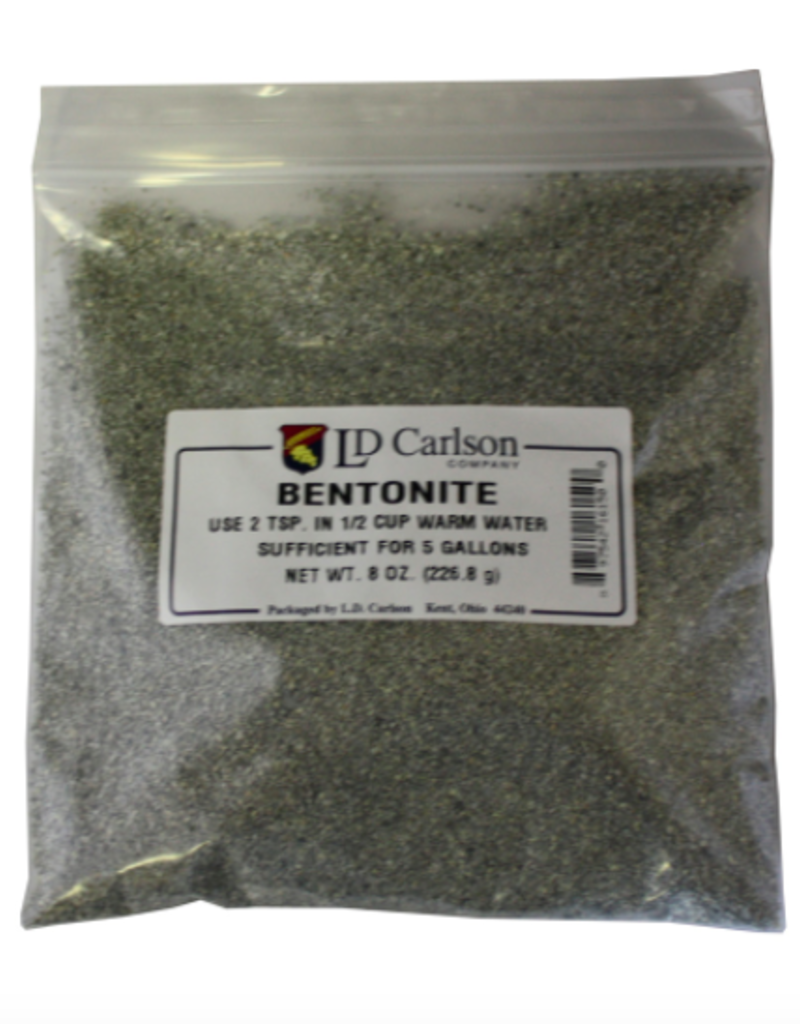 BENTONITE 8 OZ