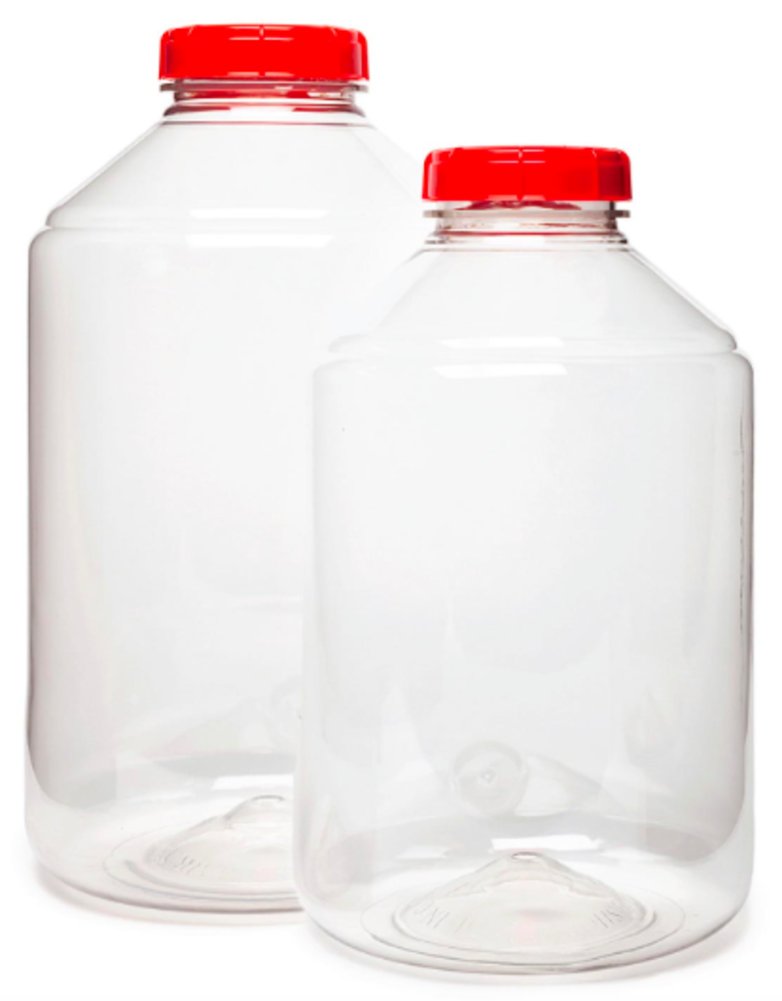 PET CARBOY 6 GALLON INCLUDES LID W/HOLE need weight