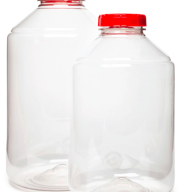 PET CARBOY 7 GALLON INCLUDES LID W/HOLE