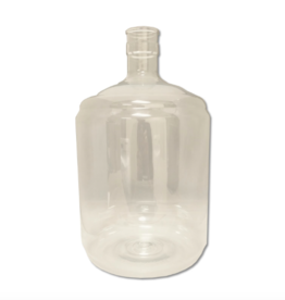 3 GALLON PLASTIC Carboy need weight and description