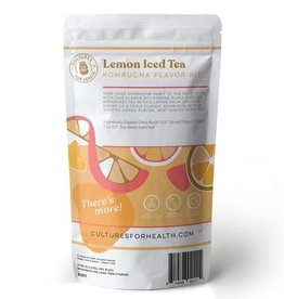 CLASSIC LEMON ICED TEA KOMBUCHA FLAVOR KIT
