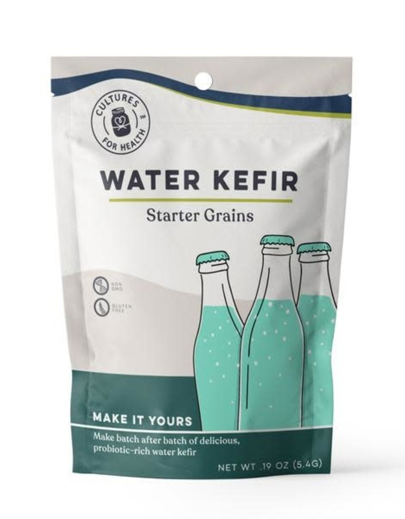 CULTURE FOR HEALTH WATER KEFIR GRAINS