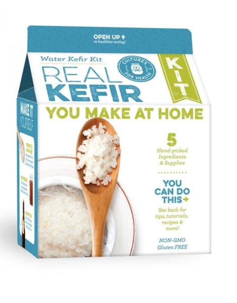 CULTURE FOR HEALTH WATER KEFIR STARTER KIT