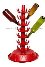 45 BOTTLE DRAINER TREE ROTATIONAL