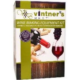 VINTNER'S BEST DELUXE EQUIPMENT KIT WITH 6 GALLON PET CARBOY
