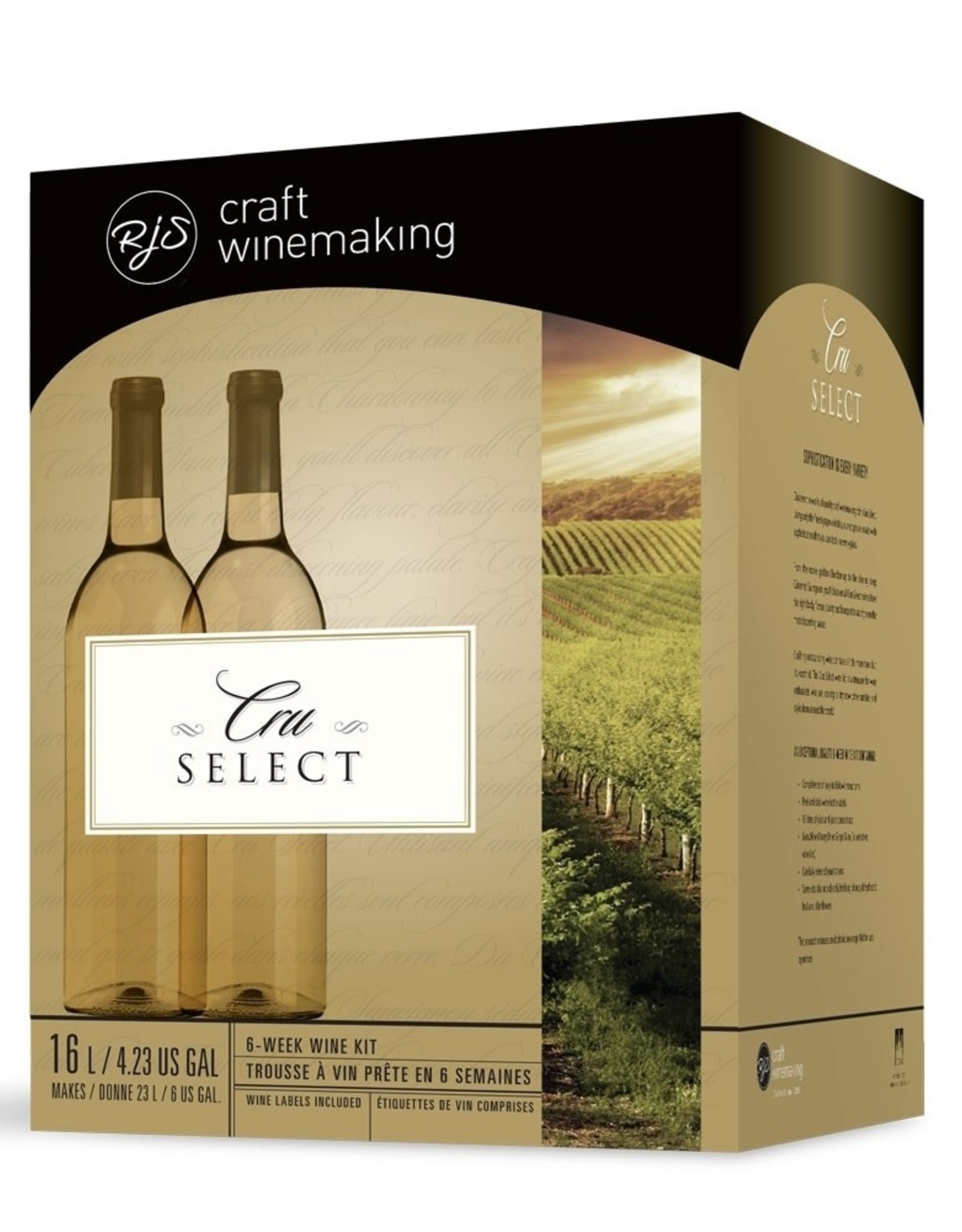 CRU SELECT GERMAN GEWURZTRAMINER