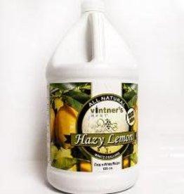 VINTNER'S BEST HAZY LEMON FRUIT WINE BASE 128 OZ