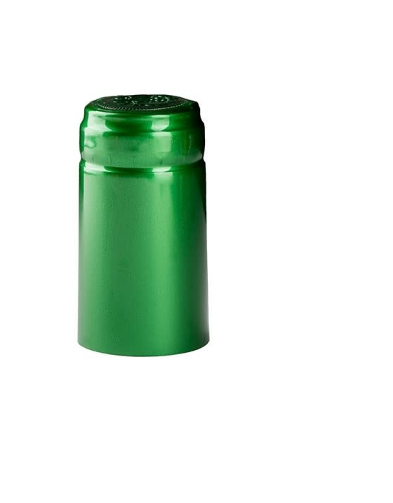 EMERALD GREEN PVC SHRINK CAPSULES 30 COUNT