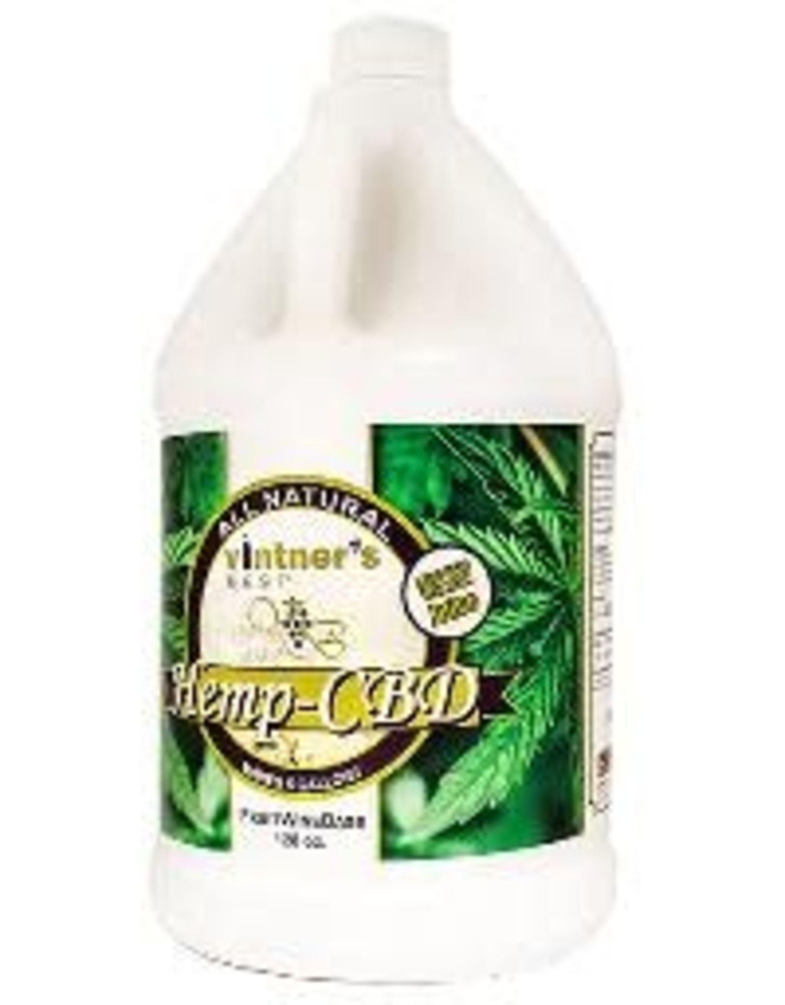 HEMP-CBD WINE BASE 128 OZ (1 GAL)