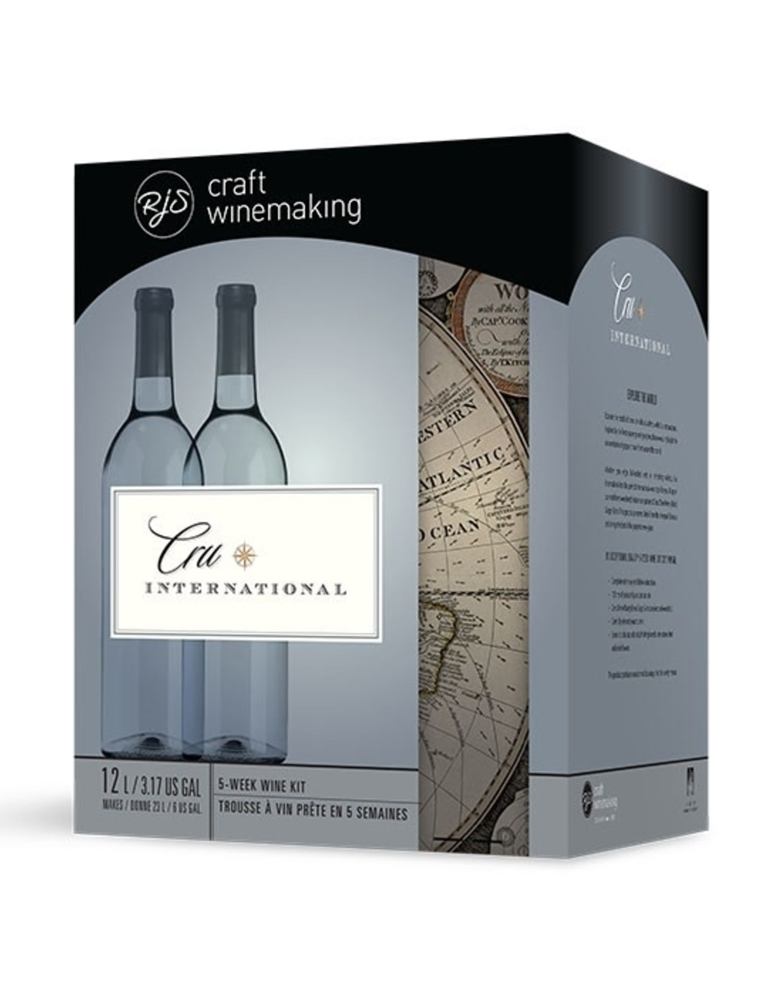 Cru International Argentina Malbec Syrah