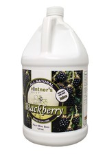 BLACKBERRY FRUIT WINE BASE 128 OZ (1 GAL)