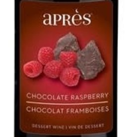 APRES CHOCOLATE RASPBERRY DESSERT WINE KIT