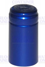 ROYAL BLUE PVC SHRINK CAPSULES 30 COUNT