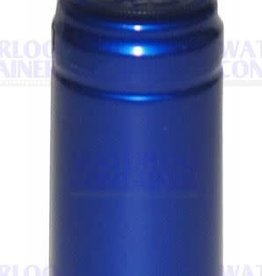 ROYAL BLUE PVC SHRINK CAPSULES 30 COUNT