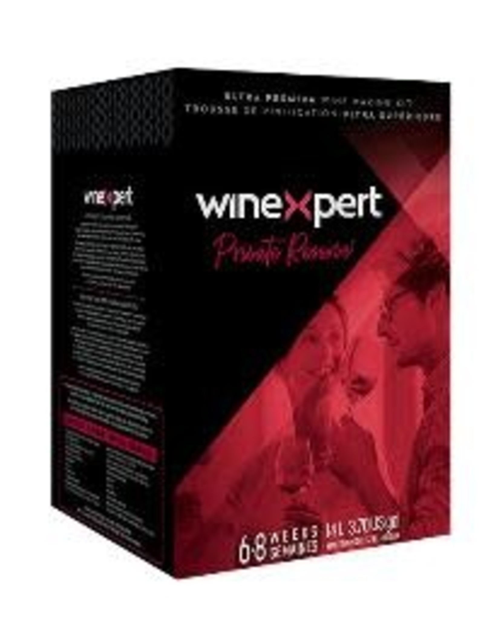PRIVATE RESERVE FRENCH BORDEAUX BLEND STYLE W/SKINS 14L KIT