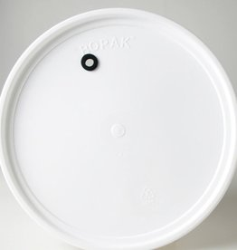 2 GALLON FEMENTING GROMMETED LID