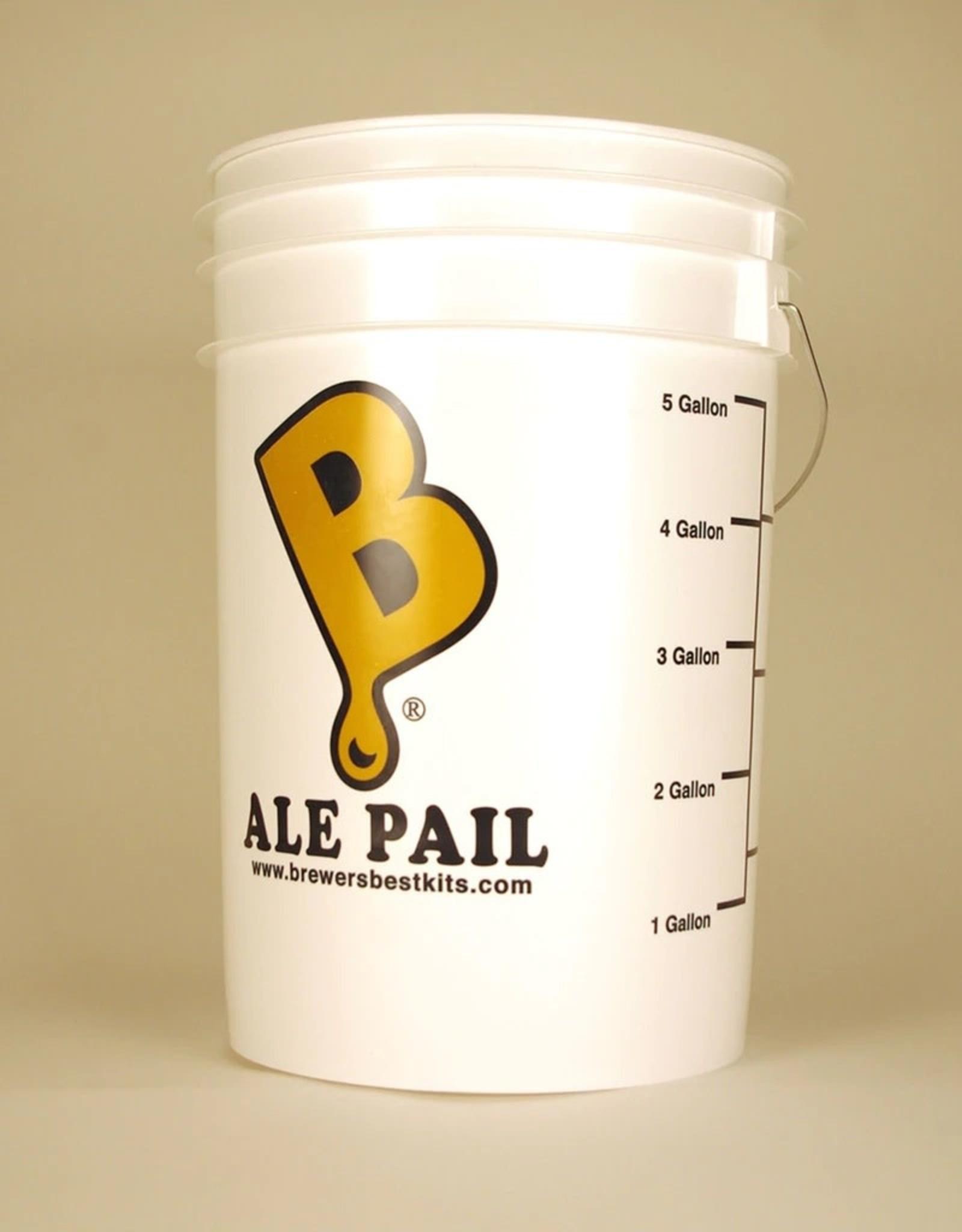 "ALE PAIL"" 6.5 GALLON FERMENTING BUCKET"