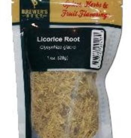 BREWER'S BEST LICORICE ROOT 1 OZ