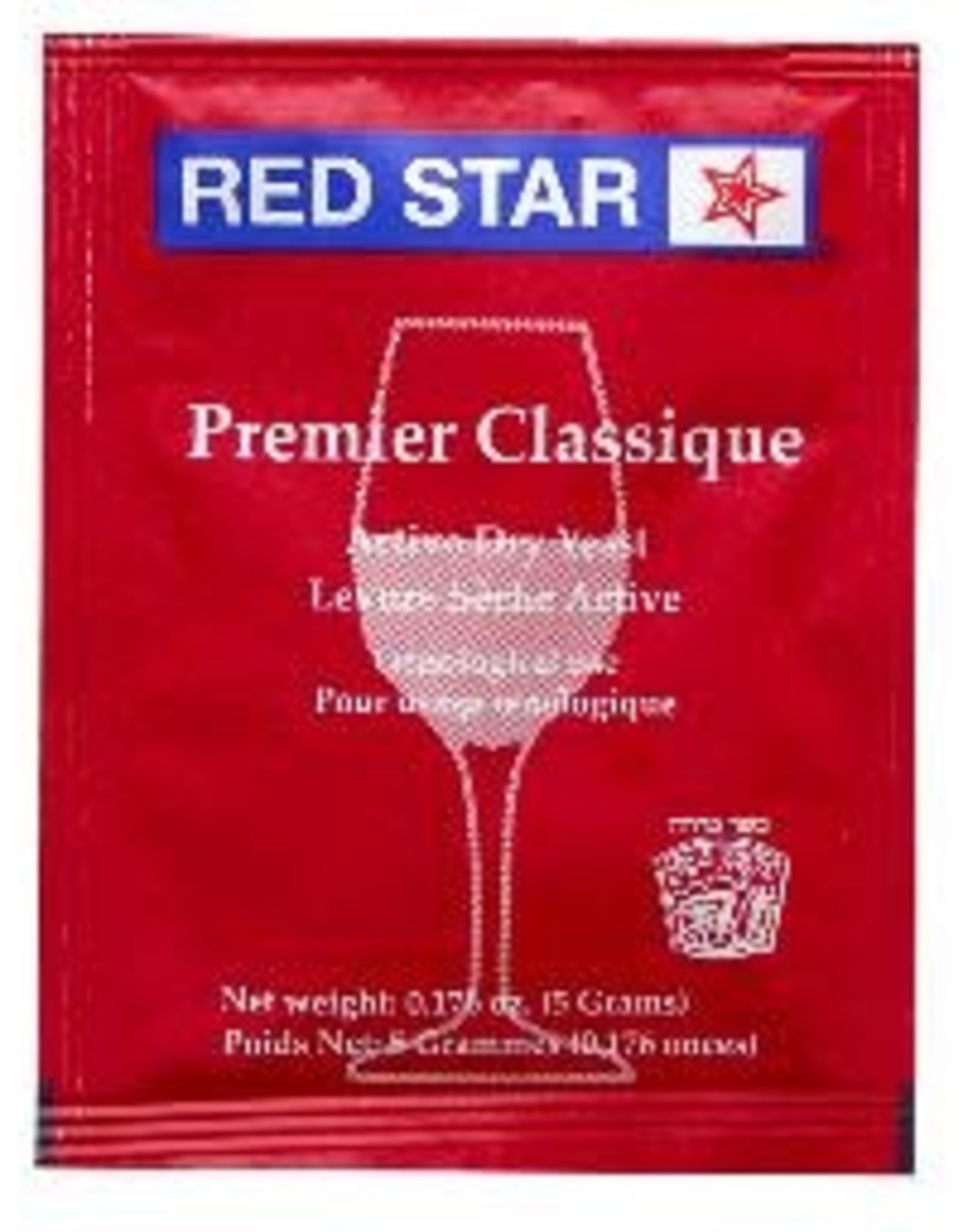 PREMIER CLASSIQUE RED STAR