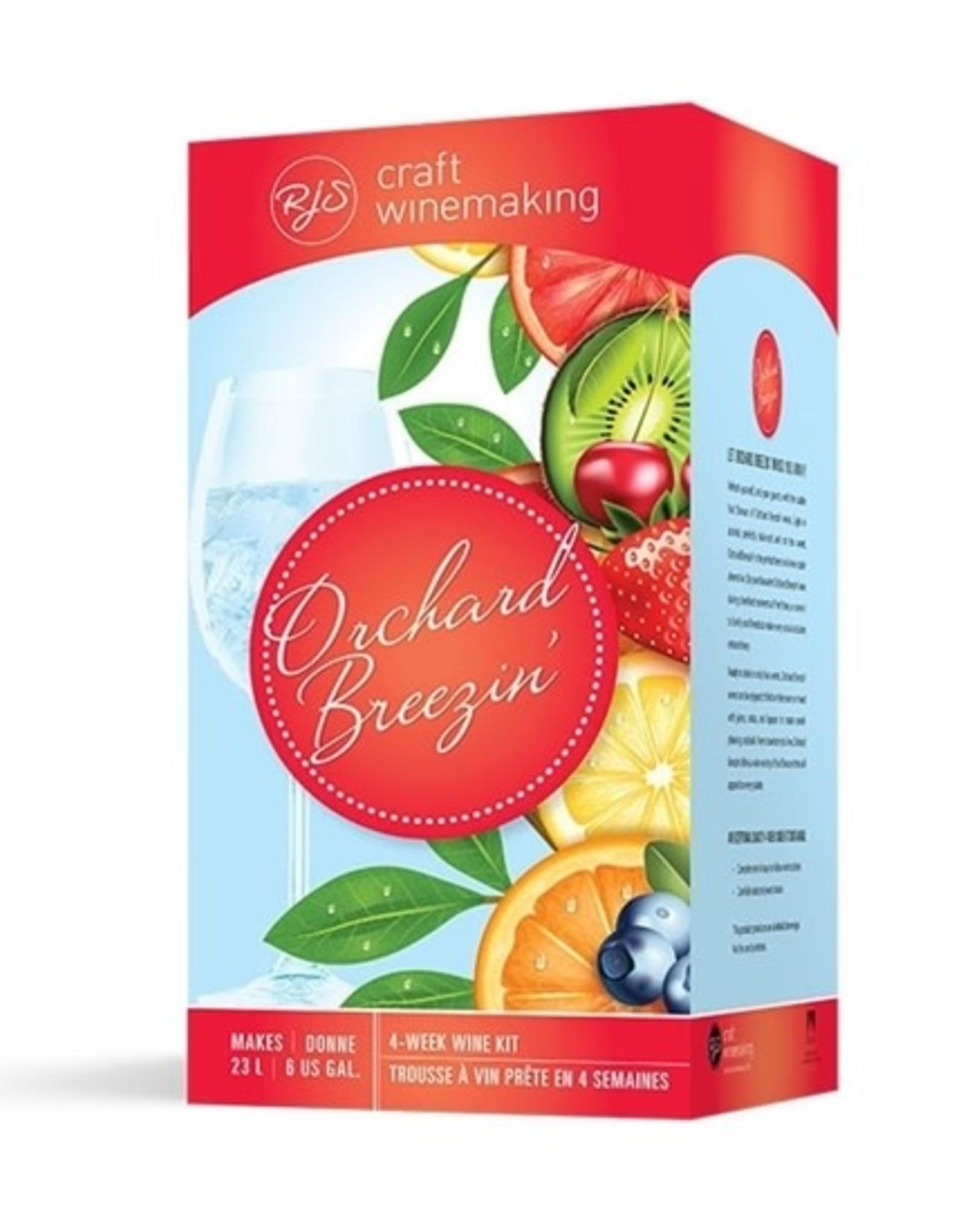 Orchard Breezin' PEACH PERFECTION