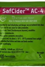 FERMENTIS  SAFCIDER AC-4  5 GRAM