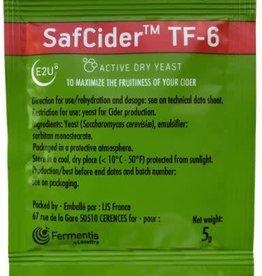 FERMENTIS  SAFCIDER TF-6  5 GRAM