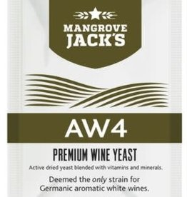 AW4 - MANGROVE JACK YEAST