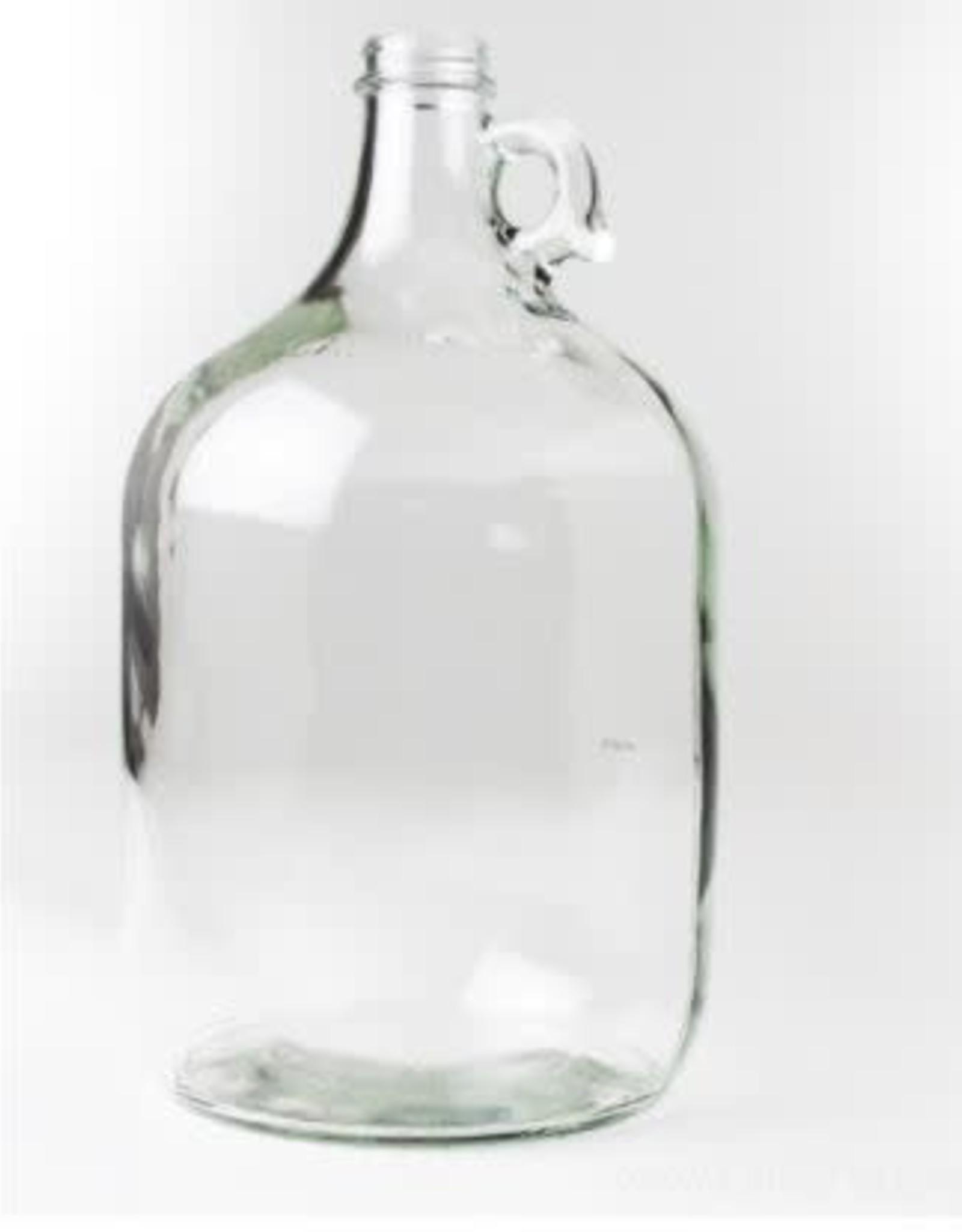1 GALLON GLASS JUG