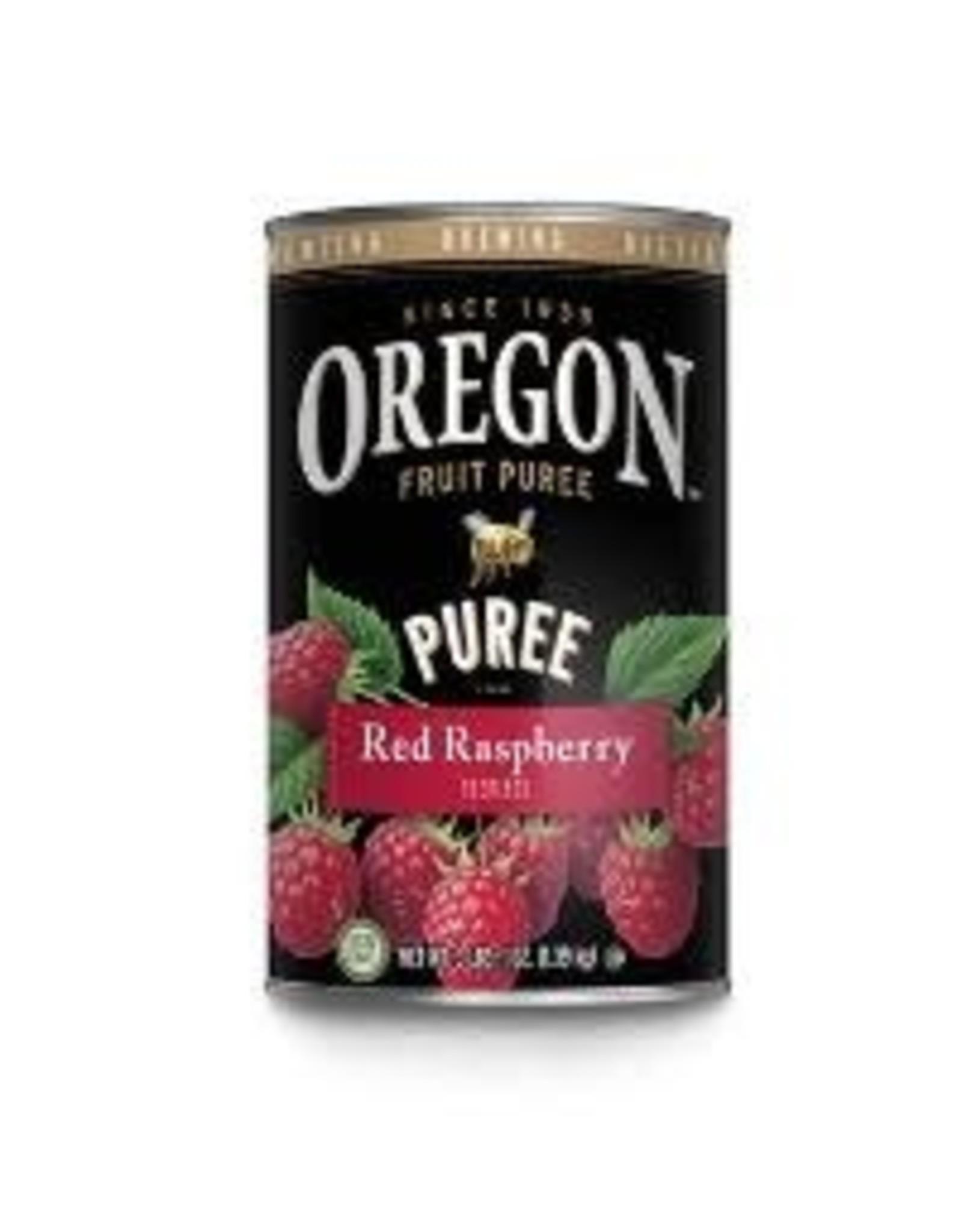 RASPBERRY PUREE 49 OZ OREGON FRUIT