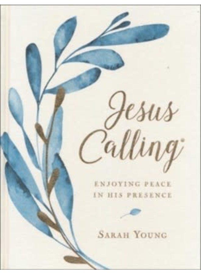 BOTANICAL JESUS CALLING BOOK