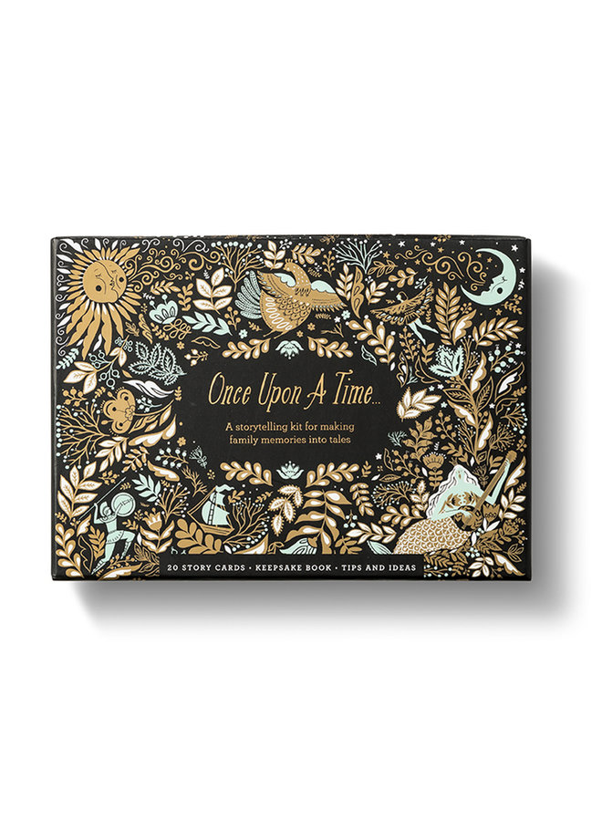 ONCE UPON A TIME STORY TELLING KIT