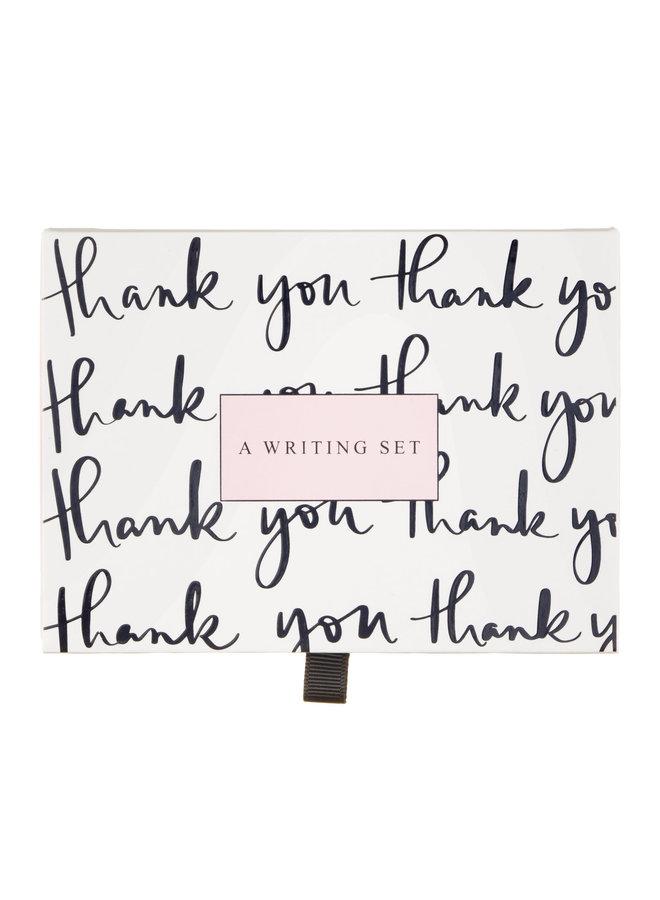 DAYNA LEE THANK YOU WRITING SET