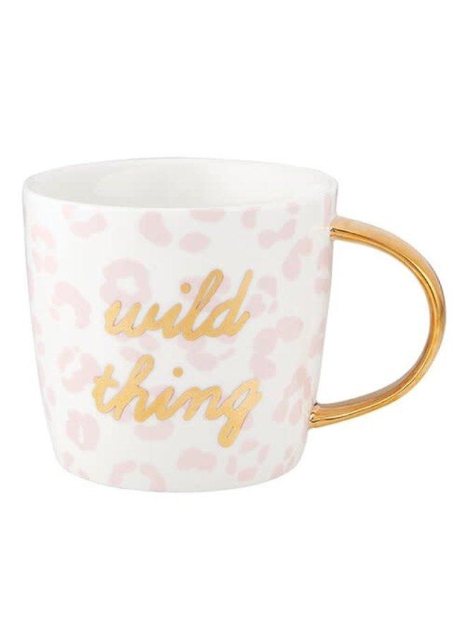 COFFEE MUG - WILD THING