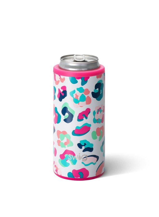 SWIG 12 OZ SKINNY CAN COOLER-PARTY ANIMAL