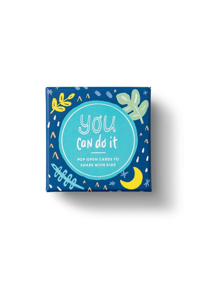 YOU CAN DO IT KIDS THOUGHTFULLS CARDS