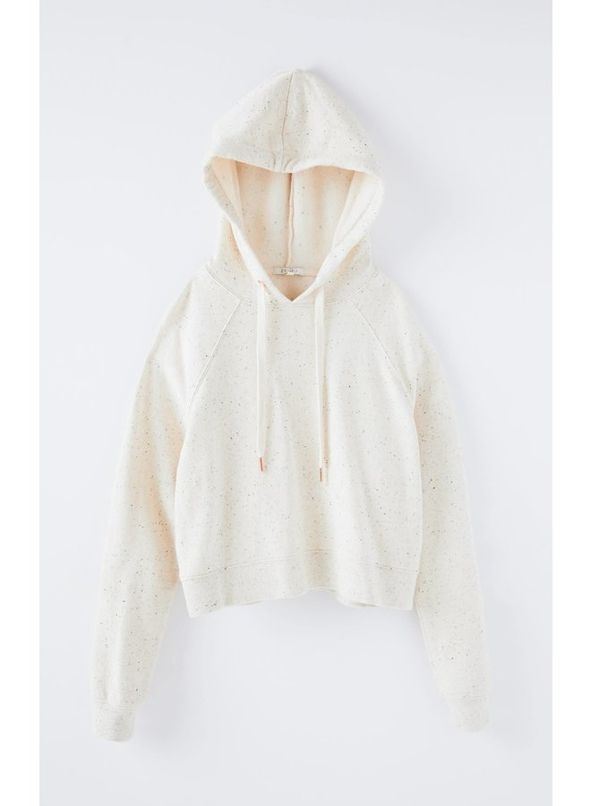 AMBRE SPECKLED HOODIE