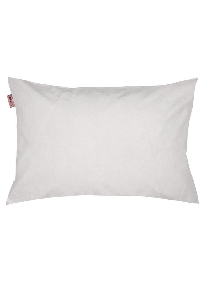 TOWEL PILLOW COVER WHITE