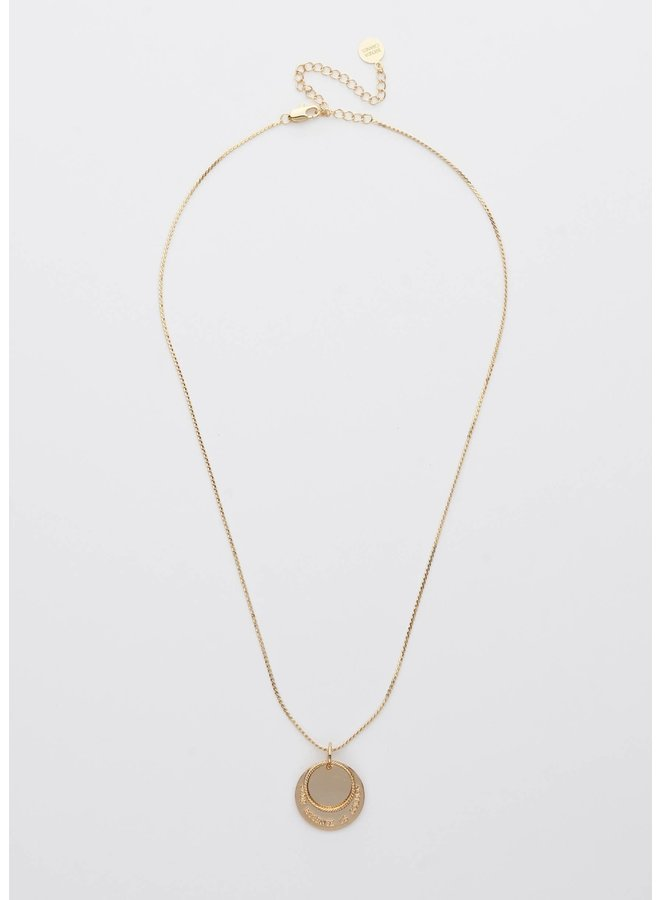 BG - YOUR ESSENCE IS GOLDEN NECKLACE