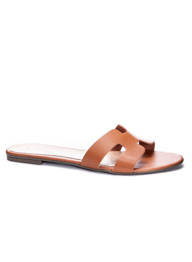 LINCOLN LEATHER SANDALS