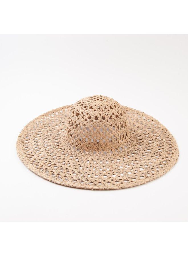 MONTENEGRA STRAW HAT