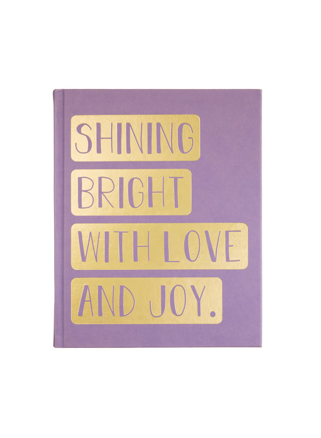 SHINING BRIGHT JOURNAL