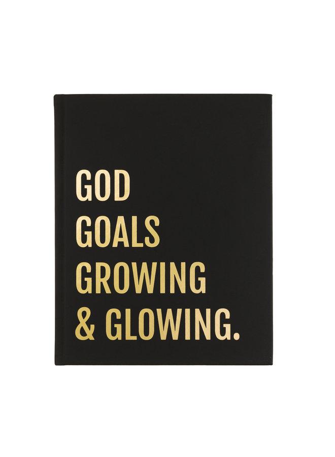 GOD GOALS JOURNAL