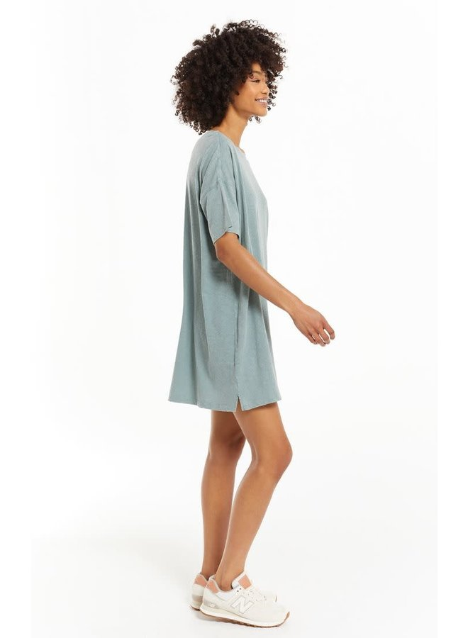 DELTA T-SHIRT DRESS