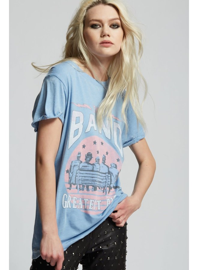 THE BAND GREATEST HITS GRAPHIC TEE